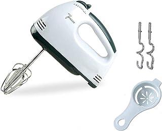 خلاط يدوي كهربائي صغير عالي الطاقة من الفولاذ المقاوم للصدأ - ماكينة خلط العجين للبيض