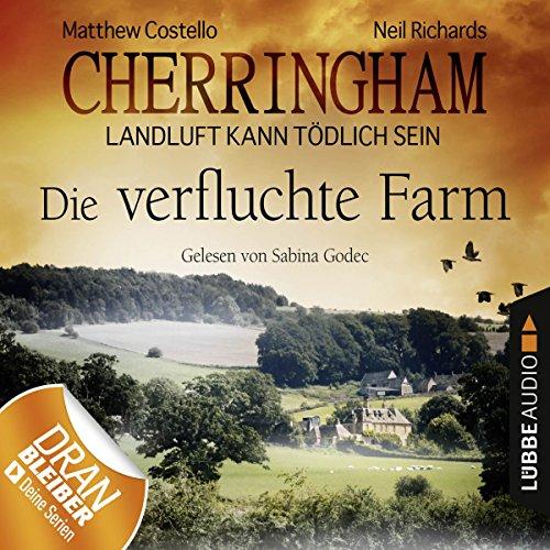 Die verfluchte Farm cover art
