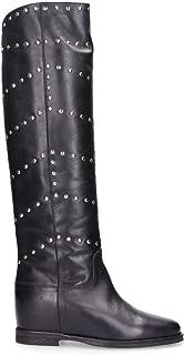 VIA ROMA 15 Luxury Fashion Womens 3198BLACK Black Boots | Fall Winter 19