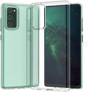 غطاء FanTing متوافق مع Samsung Galaxy S20 FE 4G ، [TPU ناعم] [مضاد للسقوط] [مضاد للخدش] حافظة واقية شفافة مناسبة لسامسونج ...