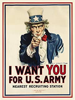 Best uncle sam i want out poster Reviews