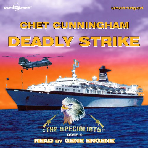 Deadly Strike cover art