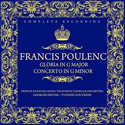 Rosanna Carteri, Francis Poulenc, Georges Pretre & French National Radio-Television Chorus & Orchestra
