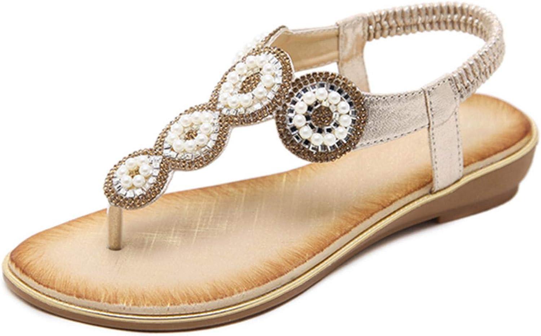 Brand Flat Sandals Flip Flops Women Summer High Heels