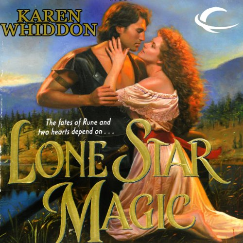 Lone Star Magic audiobook cover art