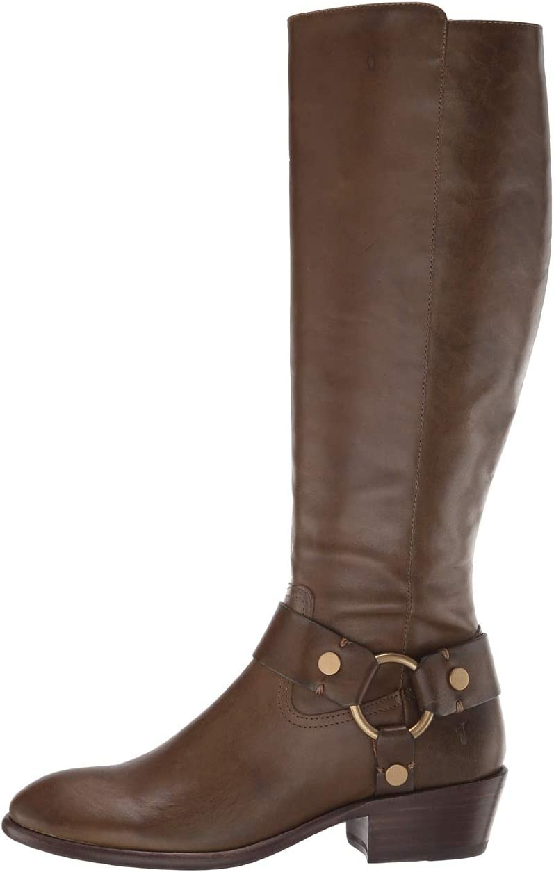 Frye Carson Harness Tall   Women's shoes   2020 Newest