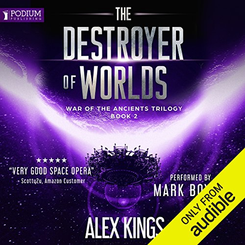 The Destroyer of Worlds cover art