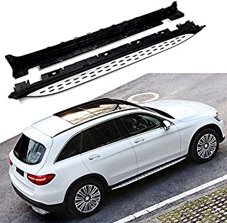 HEKA Side Step for Mercedes Benz GLC X253 2016 Running Board Nerf Bar Fashion