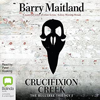 Crucifixion Creek cover art