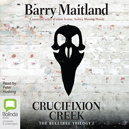 Crucifixion Creek audiobook cover art
