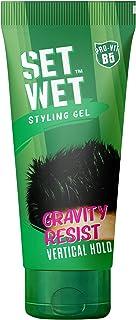 Set Wet Hair Gel Vertical Hold (100ml Tube)