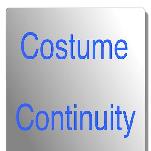 Costume Continuity