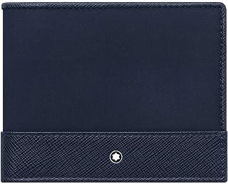 MONTBLANC Sartorial Men's Wallet - Blue, 118390