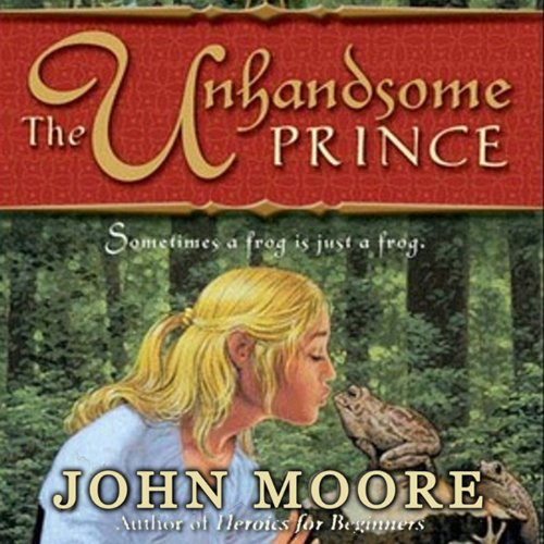 The Unhandsome Prince audiobook cover art