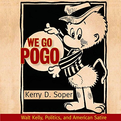 We Go Pogo audiobook cover art