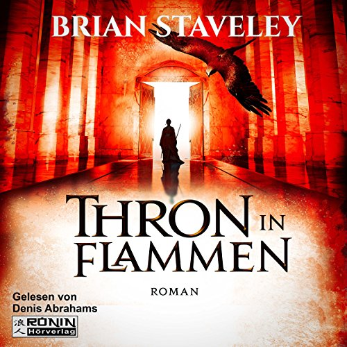 Thron in Flammen audiobook cover art