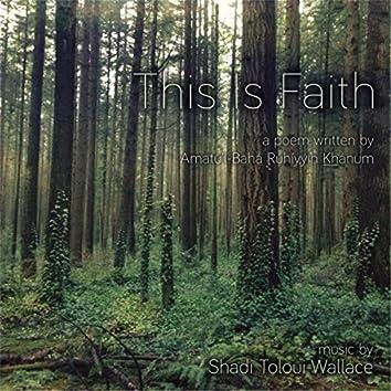 This Is Faith