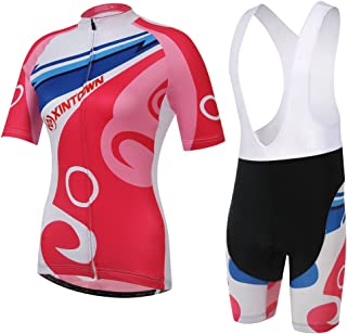Spos 2015 New Women Pink Bubble Cycling Compression Tight Short Suit Yours_t_301