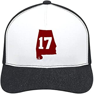 Alabama 17 Champions Unisex Fashion hat Contracted hat All-Season Cap The Adjustable Cap
