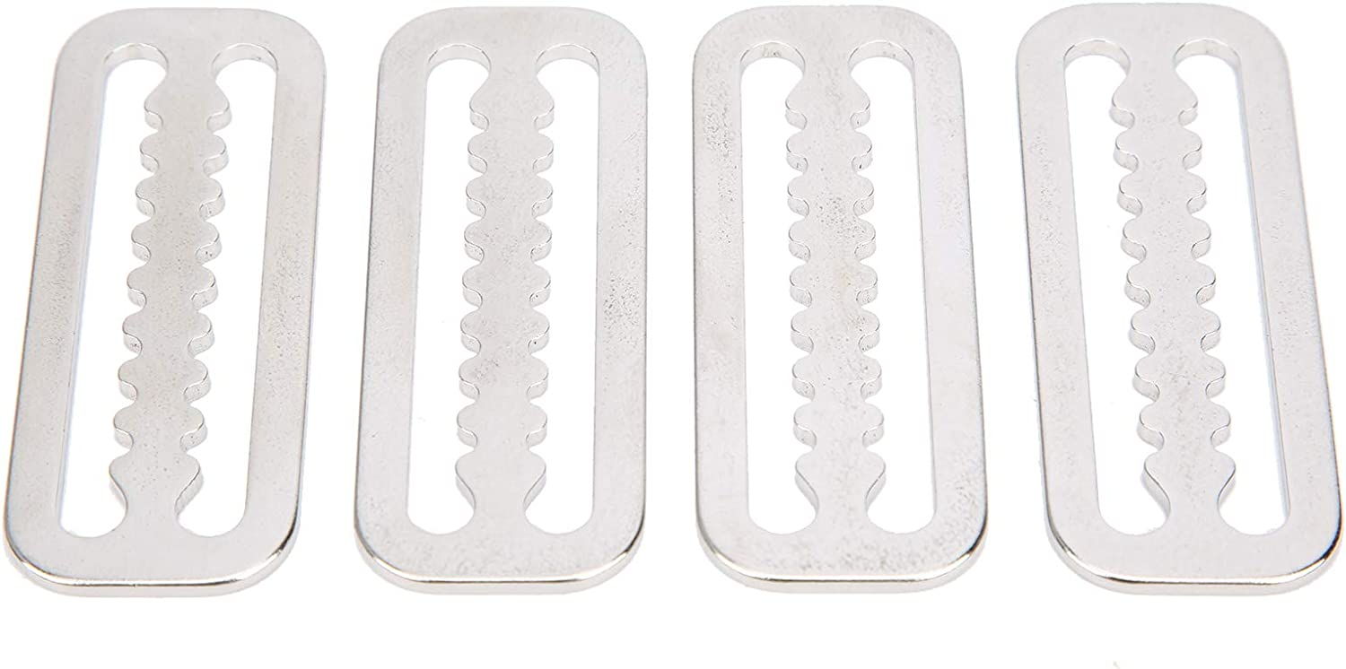 Miami Mall QYSZYG Belt Slide NEW before selling Keeper,4pcs Stai Retainer Weight 304