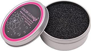 Makeup Brush Quick Cleaning Sponge Eye Shadow Brush Fast Dry Cleaning Box Color Removal Sponge Activated Carbon Cleaning B...