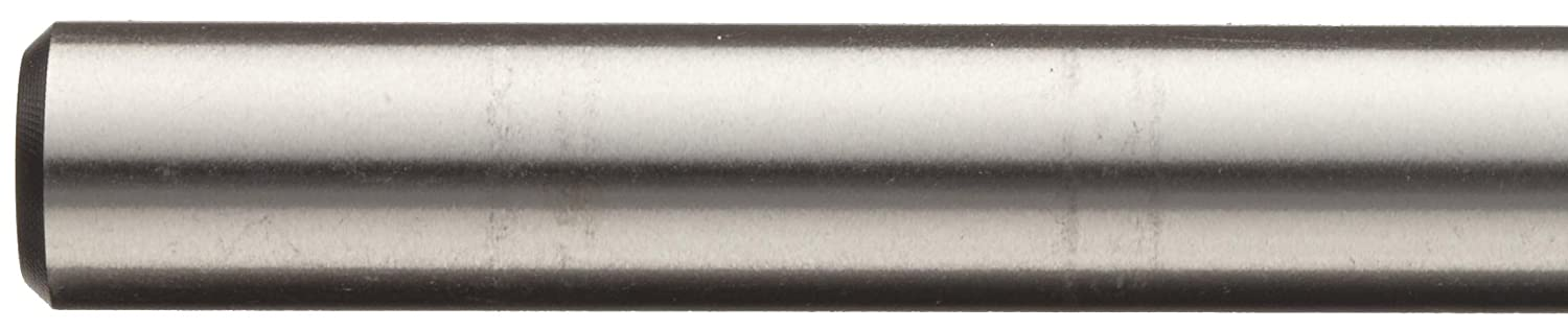 Round Shank Straight Flute Union Butterfield 4533 High-Speed Steel Chucking Reamer 0.4370 inch Uncoated Bright