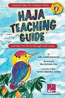 HAJA: Teaching Guide: Activities for Pre-K through 2nd Grade Bk/Online Audio