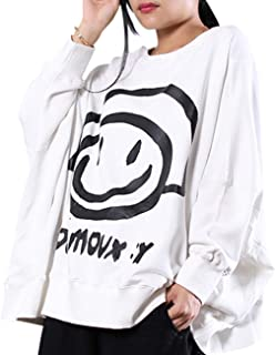 WZF Women Casual Fleece Pullover Hoodies Plus Size Active Jacket/Large Pockets