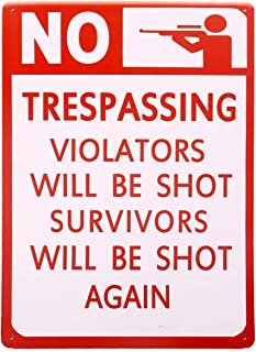 Best funny gun signs for home Reviews
