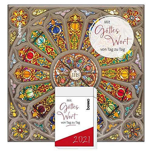 Mit Gottes Wort von Tag zu Tag 2021: Tagesabreißkalender