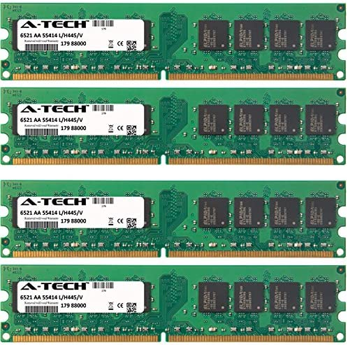 PC2-5300 2GB DDR2-667 RAM Memory Upgrade for The Compaq HP Business Notebook 6000 Series 6910p KD647US#ABA