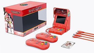 Neo Geo Mini Samurai Shodown Limited Edition Bundle-Nakoruru
