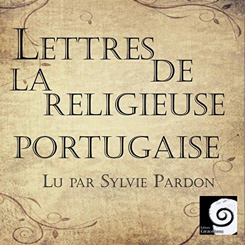 Lettres de la religieuse portugaise audiobook cover art