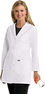 grey's anatomy women's lab coat