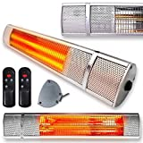 Futura Patio Heater Deluxe Wall Mounted