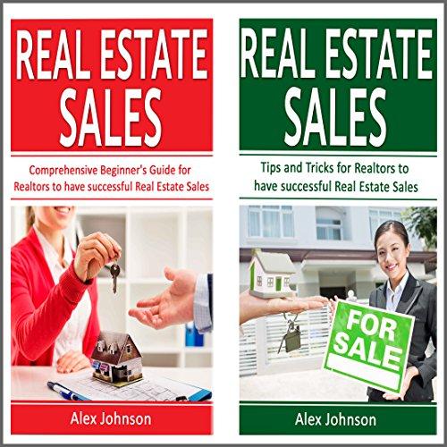 Real Estate Sales: 2 Manuscripts in 1 audiobook cover art