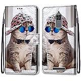 i-Case Etui en PU 360 Protection Full Cuir pour ASUS Zenfone 3 Max ZC520TL Coque Flip Case Housse à...