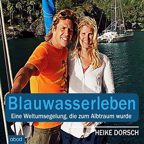 Blauwasserleben audiobook cover art