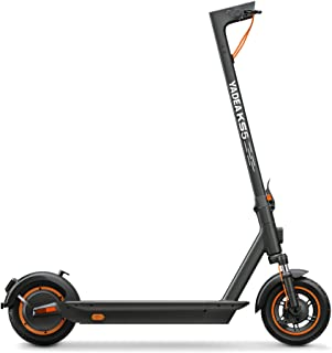 YADEA Electric Scooter KS5, Max Speed 18.6 MPH, 25 Miles Range; KS5pro, 40 Miles Range, Max Speed 21.8 MPH. Dual shock abs...