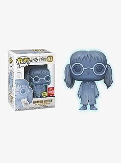 Funko POP! Summer Convention 2018 [Sticker] - Harry Potter - Moaninig Myrtle [GITD] #61