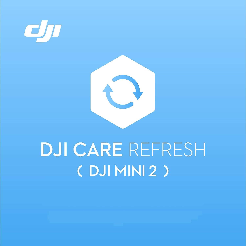 Aktiviert innerhalb von 48 Std Abdeckung von Sturz- und Wassersch/äden schneller Support bis zu 2 Ersatzprodukte innerhalb von 2 Jahren DJI Mini 2 Care Refresh - Garantie f/ür DJI Mini 2 2 Jahre