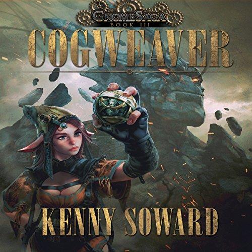 Cogweaver audiobook cover art