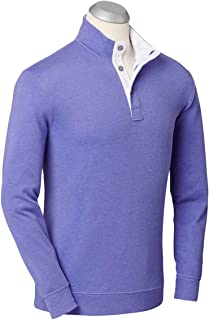 Bobby Jones Mens Lux Blend Leisure Golf Pullover Sweater