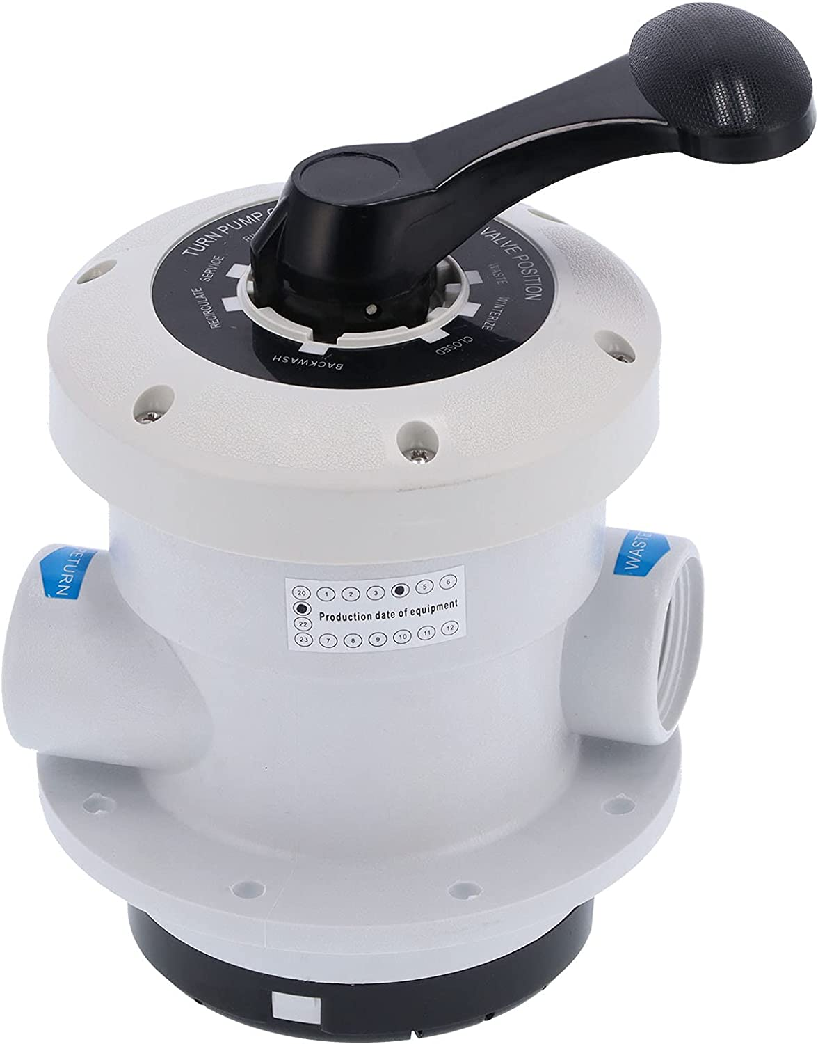 TANKE Sand Filter Head Cheap super special price - 1.5in Manufacturer direct delivery Acce Top Mounted