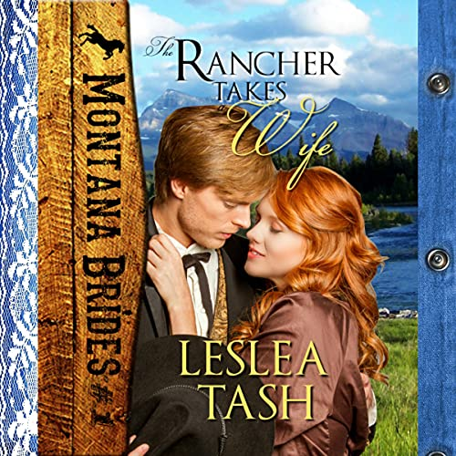 The Rancher Takes a Wife cover art