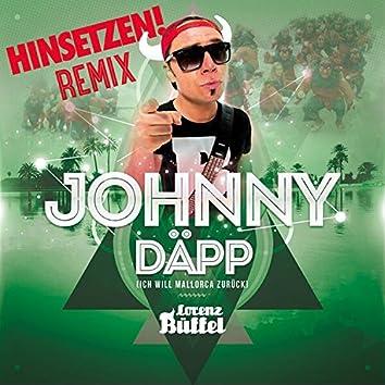 Johnny Däpp (Hinsetzen! Remix)