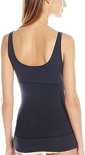 Yummie Women's Pearl Comfort Control 3-panel Shaping Tank Cami Shirt