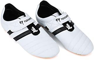 Zyyini Taekwondo Boxing Shoes,Lightweight Breathable Karate Kongfu Shoes Tai Chi Traning Shoes for Men Women