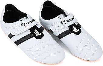 VGEBY1 Zapatos de Taekwondo Equipo de Entrenamiento Deportivo de Zapatillas de Artes Marciales