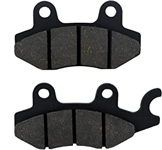 AHL Front and Rear Brake Pads Disc FA261 for VFR 800 FiX//FiY//Fi1//2//3//4//5//A2//A3//A4//A5 1998-2005// XL 1000 VA4//VA5//VA6//VA7//VA8//VA9//VAA Varadero ABS 2004-2011// ST 1100 AT//AV//AW//AX//AY//A1//A2 Pan European 1996-2002 ABS